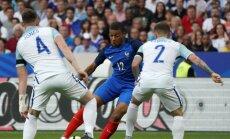 Futbolas: Prancūzija – Anglija