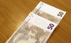 Counterfeit 50-euro notes