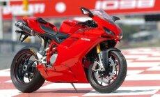 "Motociklas ""Ducati"""