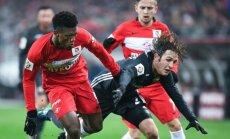 Ze Luisas (kairėje, Spartak) kovoja su Mario Fernandesu