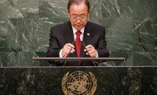 Ban Ki-moonas