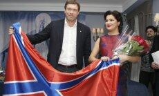 Olegas Cariovas, Anna Netrebko