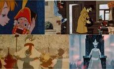 Senosios animacijos filmukai
