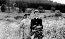Kadras iš filmo Upė (1934)
