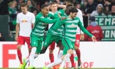 Bundesliga, Brėmeno Werder - Leipcizo RasenBallsport