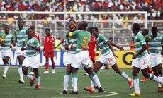 Dramblio Kaulo rinktinės futbolininkai