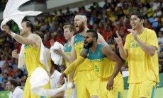 Australijos krepšininkai