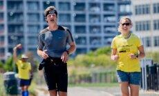 Kauno maratono bėgimas