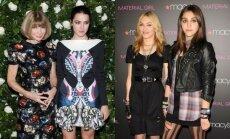 Anna Wintour, Bee Shaffer, Madonna, Lourdes