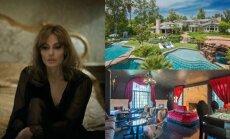 6,9 milijonų dolerių kainuojantys rūmai, kuriuose slepiasi Angelina Jolie