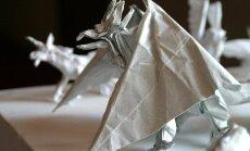 Origami: senovinis popieriaus lankstymo menas
