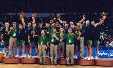 Lietuvos vyrų krepšinio rinktinė Sidnėjaus olimpiadoje