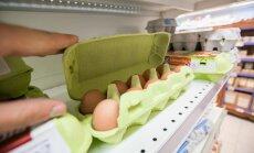 Ar žinote, ką reiškia ant kiaušinių esančios skaičių ir raidžių sekos?