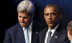 Johnas Kerry, Barackas Obama