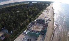 Jūrmalos paplūdimio tinklinio stadionas