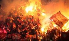 Crvena Zvezda ir Spartak futbolo aistruoliai