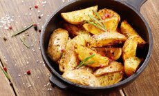 Kelios gudrybės – ir įprastos bulvės taps stebuklingu patiekalu