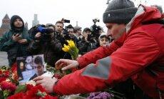 Rusijos atranka į B. Nemcovo laidotuves: Europos politikai apstulbę