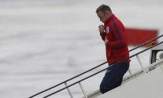 Wayne'as Rooney lipa iš lėktuvo