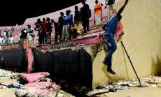Tragedija Senegale: stadione kilus riaušėms žuvo žmonės