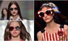 Saulės akinių mados 2016