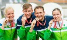 Lietuvos orietacininkų rinktinė kurčiųjų olimpinėse žaidynėse