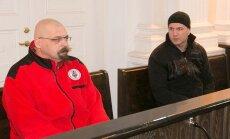 Vitalijus Gasperovičius (kairėje) ir Jonas Dambrauskas