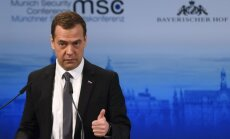 Dmitrijus Medvedevas Miuncheno konferencijoje