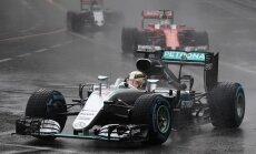 """""""Formulė-1"""": intrigą Austrijoje gali padidinti numatomas lietus"""