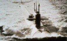 Sovietų povandeninis laivas