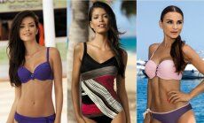 Madingiausi 2015-ųjų maudymosi kostiumėliai