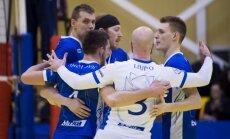 """Vilniaus """"Flamingo Volley-SM Tauro"""" tinklininkai"""