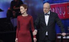 Beata Tiškevič-Hasanova ir Arūnas Valinskas