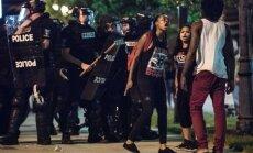 Protestas JAV Šarlotės mieste