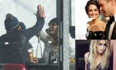 Princas Williamas Šveicarijoje, Kate Middleton, Sophie Taylor