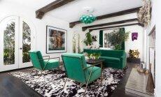 Spalvingi ritmenbliuzo žvaigždės namai, kurių vertė – 3,5 mln. eurų