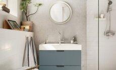 Mažo vonios kambario įrengimo gudrybės, kurios pravers kiekvienam
