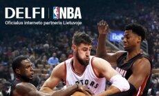 DELFI ir NBA pradeda oficialų bendradarbiavimą