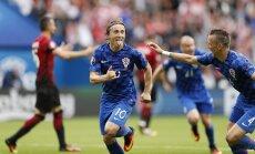 Euro 2016: Turkija – Kroatija