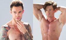 Vyrų grožio standartai: britas ir australas