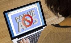 """""""Google"""" baus už trukdančių reklamų rodymą"""
