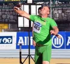 Lietuvos parolimpiečiai su dviem medaliais komandų rikiuotėje pakilo į 50-ą poziciją