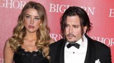 Kas atsitiko Johnny Deppo veidui, vedus 20 metų jaunesnę aktorę
