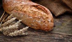 Sveikuoliška duonelė – vos iš trijų produktų