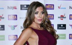 The National Reality TV Awards raudonas kilimas