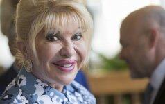 Pirmoji D. Trumpo žmona nebenori būti JAV ambasadore Čekijoje