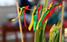 Nauja tradicija: kaip papuošti namus per Kovo 11-ąją