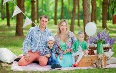 Jurgitos šeimos drama: trys persileidimai ir du per anksti gimę vaikai