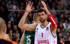 """""""Real """" ir """"Baskonia"""" dvikovoje – 2383 NBA rungtynių bagažas"""