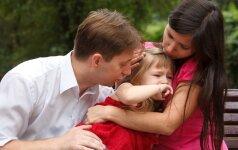 7 klaidos, kurias daro labai geri tėvai